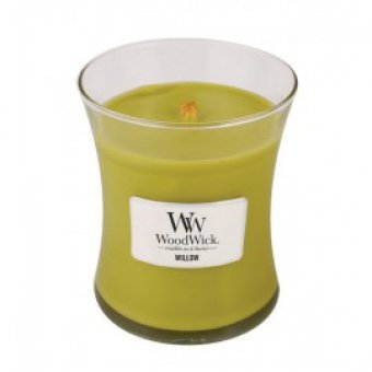 Bougie Woodwick  Willow 60H