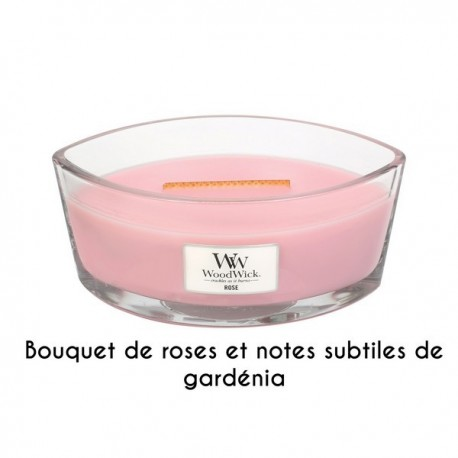 Bougie Ellipse Rose